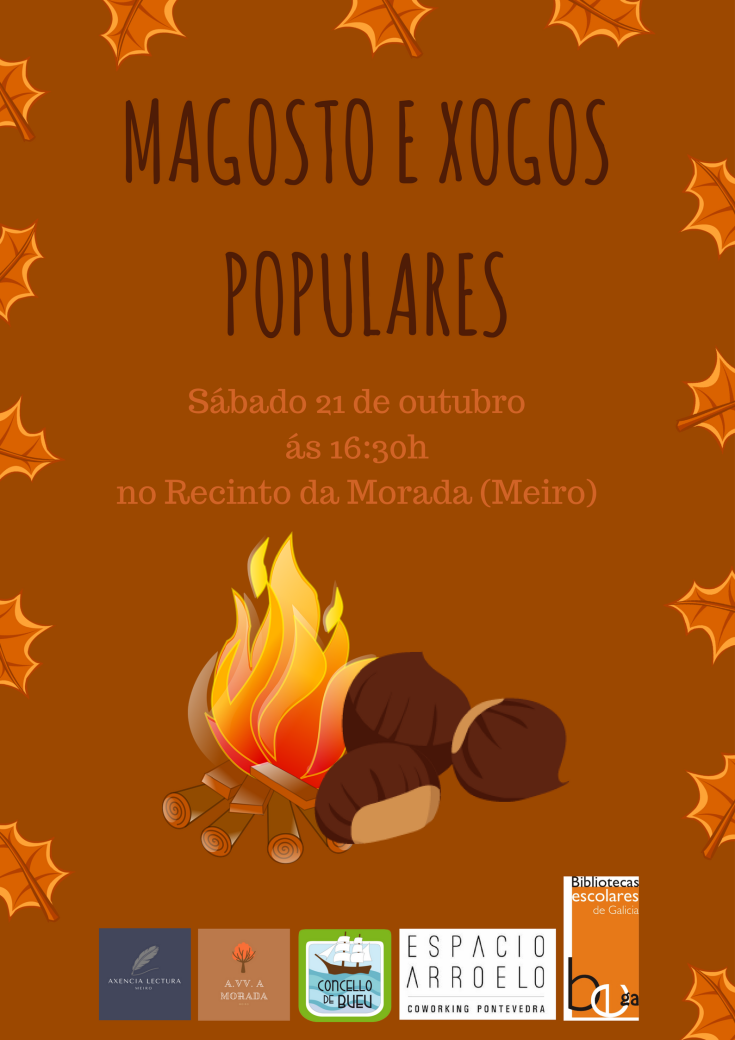 MAGOSTO E XOGOS POPULARES